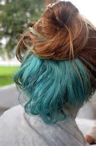 color underneath hairstyles 25 best ideas about dyed hair underneath on pinterest