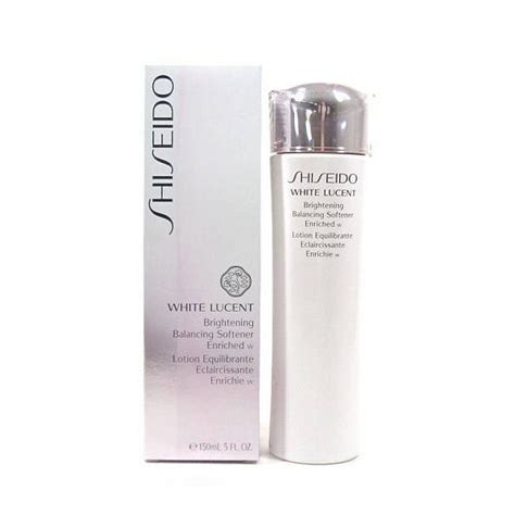 Shiseido White Lucent shiseido white lucent brightening balancing softener