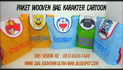 Tas Ransel Karakter Spongebob 4205 jual souvenir bingkisan hadiah kado ulang tahun anak