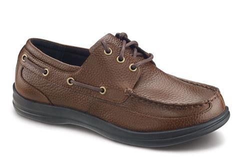 apex shoes apex shoes classic lace boat shoe athletic walker
