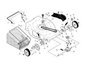 Craftsman Honda Lawn Mower Parts Craftsman Mower Honda Ohc Engine Diagram Get Free Image