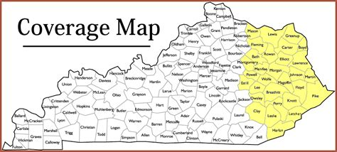 County Property Sales Records Kentucky Map Eastern 28 Images Eastern Kentucky Rural