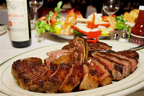 stake house porterhouse steak wolfgang s steakhouse midtown east nyc