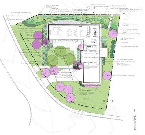 house site plan solaripedia green architecture building projects in