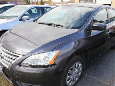 gray nissan sentra 2015 2015 nissan sentra s gray 9 auto sales wheels ca