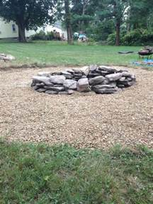 Backyard Rock Fire Pit Ideas » Home Design
