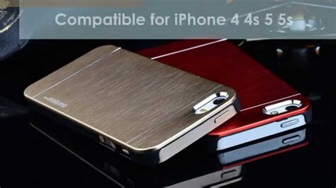 Motomo Metal Hardcase For Iphone 6g lankabuyr motomo metal aluminium back cover