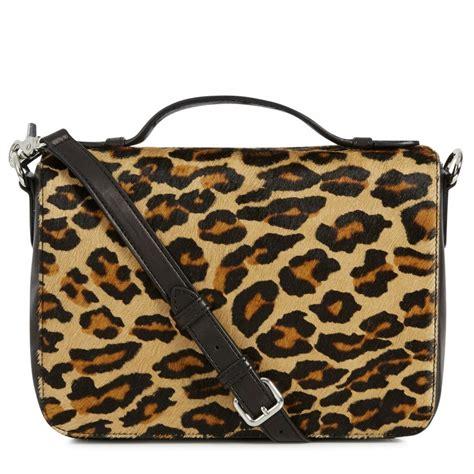 Animal Print Crossbody Bag dkny leopard print leather and calf hair crossbody bag in