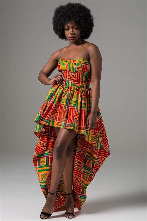 trending ladies wear kenya dashiki print dress oasis amor fashion