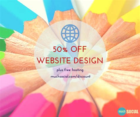 Home Decor Websites For Cheap by Web Design Discount Muchsocial