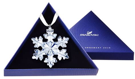 Swarovski Christmas Ornament - swarovski christmas ornament annual edition 2016