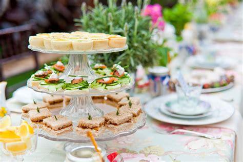 tea party bridal shower in goleta ca amazing days events