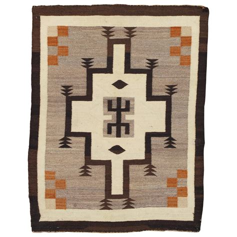 antique navajo rugs for sale antique navajo rug handmade wool rug beige and brown for sale at 1stdibs
