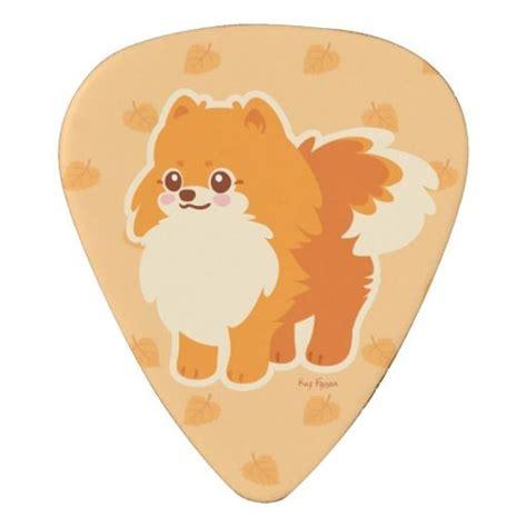 pomeranian chibi kawaii pomeranian guitar awesome and haha