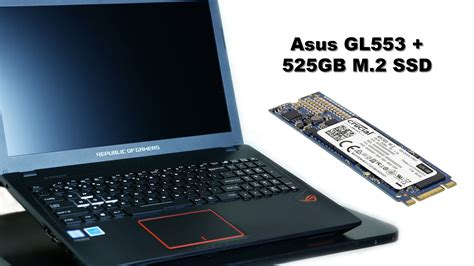 Laptop Asus Ssd boosting my editing laptop with m 2 ssd tom antos