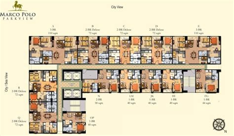 polo park floor plan marco polo park view residences for sale in cebu city