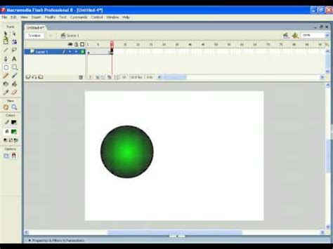 tutorial video macromedia flash 8 tutorial para macromedia flash 8 animar facilmente youtube