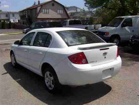 car owners manuals for sale 2007 chevrolet cobalt engine control sell used 2007 chevrolet cobalt 4 dr sed speed manual trans in totowa new jersey united states