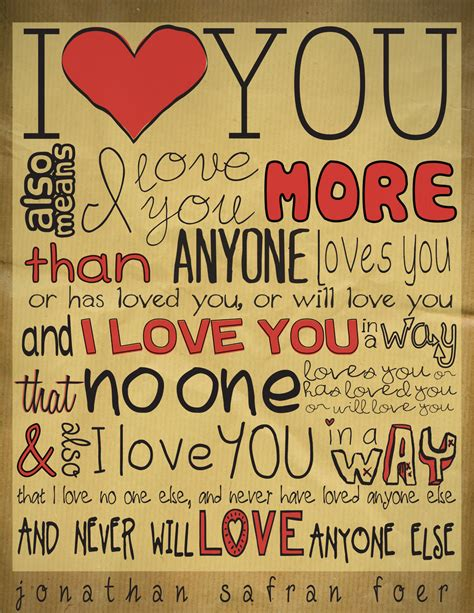 I Love You Sweetheart Quotes by I Love You Quote By Twinner1 On Deviantart