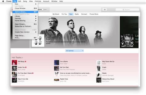 how to move spotify music to itunes how to transfer spotify music to itunes library noteburner