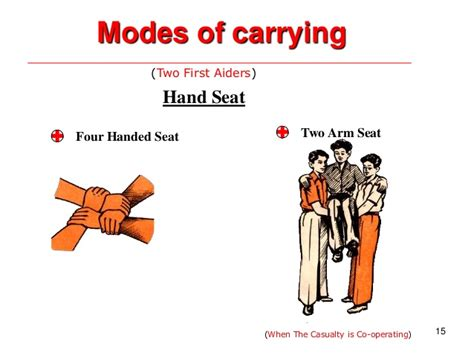 2 person chair carry aid lesson carrying