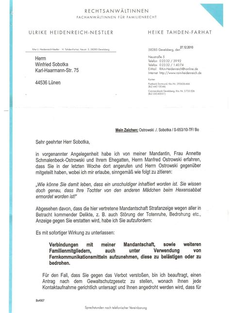 Anschreiben Rechtsanwalt Rechtsanwalt Roland Pohlmann Skurriles Aus Dem Junkies Trolle Und Spammer