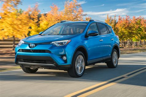 Toyota My 10 Things To About The 2016 Toyota Rav4