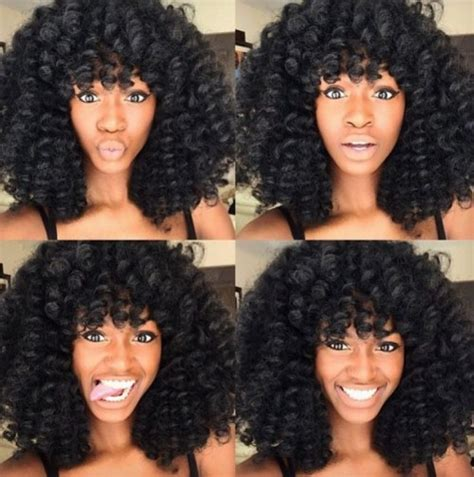 3 Factors Which Makes Your Curly Heads Bounce by 30 Trendy Crochet Braid Hairstyles Herinterest