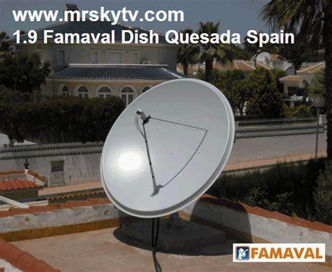 Dish Installer by Mr Sky Tv Spain Sky Tv In Spain