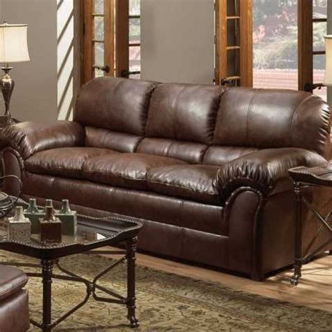 simmons lucky espresso reclining sofa living room cuddle up recliner simmons recliners