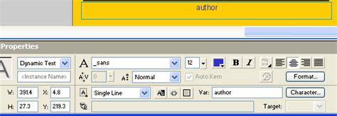 tutorial flash xml flash retrieving data from an xml file