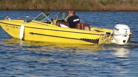 boat graphics ta mike s arrow glass cheetah 1 new graphics youtube