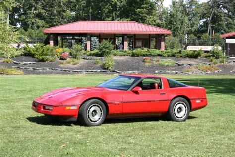 how cars work for dummies 1984 chevrolet corvette auto manual 1984 chevrolet corvette information and photos momentcar