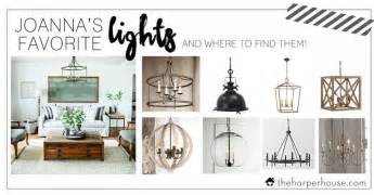 What Home Design App Does Joanna Gaines Use joanna s favorite light fixtures for fixer upper style