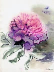file peony watercolor painting jpg wikimedia commons