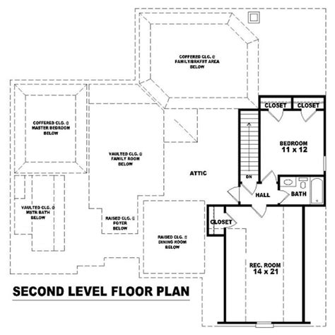 private collection model traditional floor plan traditional french house plans home design su b2099 590