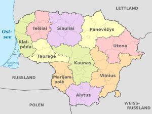 Auto Kaufen Litauen by Litauen Reisef 252 Hrer Und Reiseinformationen Auf Wikivoyage
