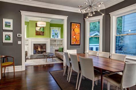 dining room craftsman dining room seattle  board