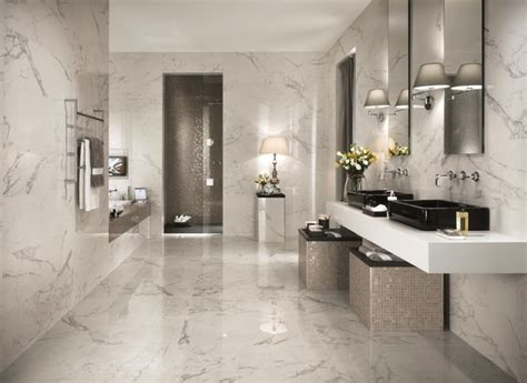 ceramic tile bathrooms marvel premium italian marble look porcelain tiles