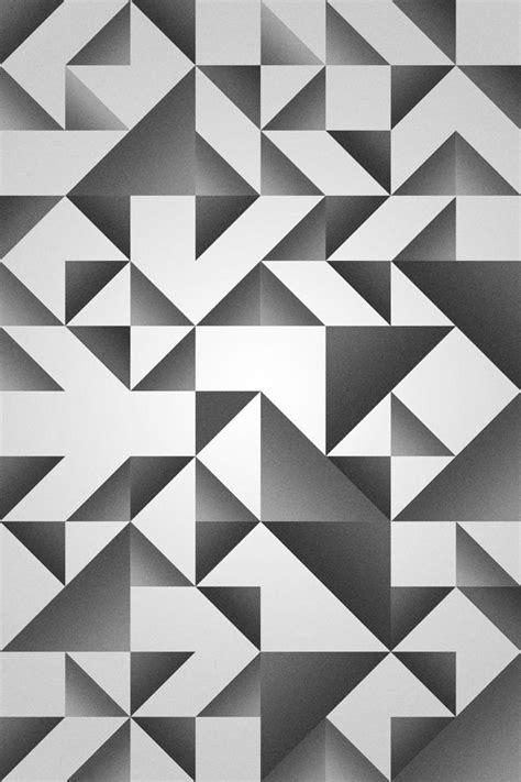 black geometric wallpapers  wallpapers adorable