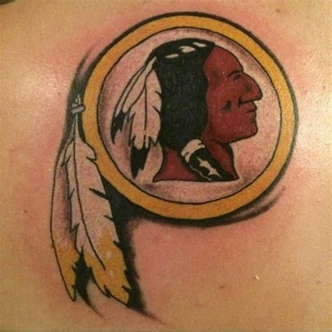 redskins tattoo 1000 images about redskins ink on loyalty