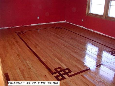 Wood Flooring And Inlays 25 Best Images About Hardwood Floor Inlays On