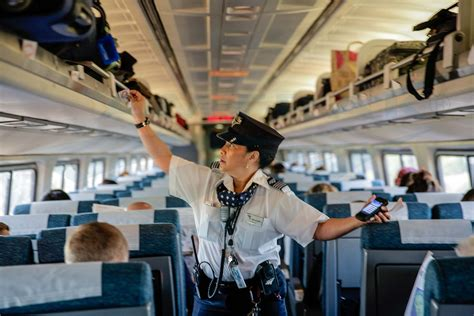 Amtrak Background Check Conductor Placing Seat Checks 2015 Amtrak History Of America S Railroad