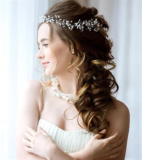 Wedding Dress Styles For Hair by Hairstyles Hair