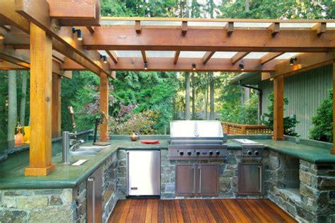 outdoor kitchen roof ideas outdoor kitchen ceiling ideas kitchentoday