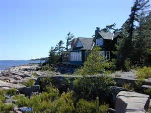 Bay Cottage by Georgian Bay Cottage Photos