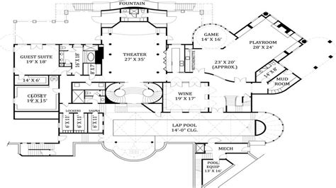 mansion floor plans castle english castle floor plans castle house floor plans