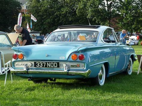 garage des vieilles anglaises 1963 ford consul 1960s cars voitures