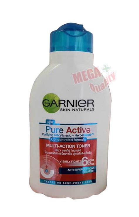 Inez Active Skin Toner 150 Ml garnier skin naturals active multi toner 150ml