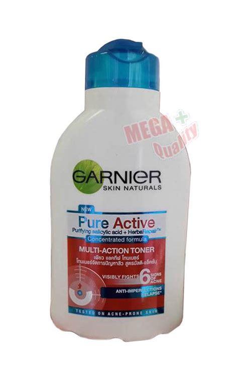 Toner Garnier Active garnier skin naturals active multi toner 150ml